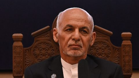 Republikáni chtějí prošetřit tvrzení, že afghánský prezident vexilu utekl ze země shotovostí ve výši 169 milionů dolarů