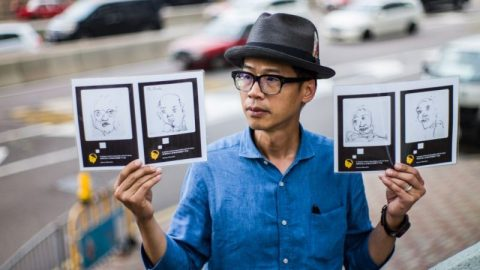 Známý hongkongský umělec odešel do exilu na Tchaj-wan