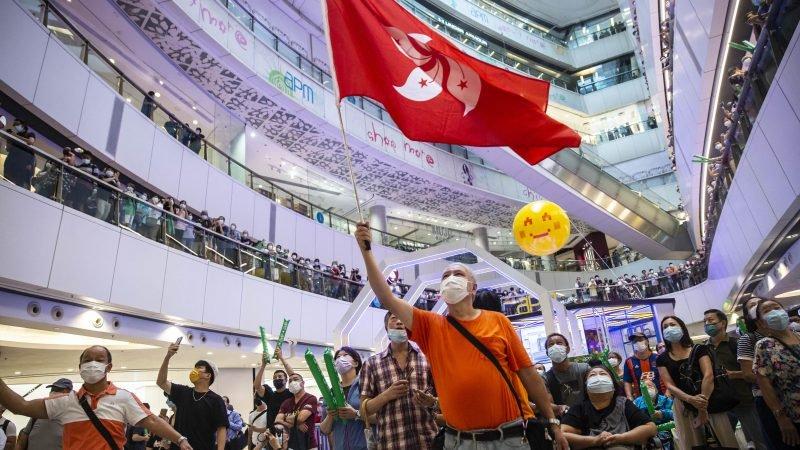 hongkong olympiada