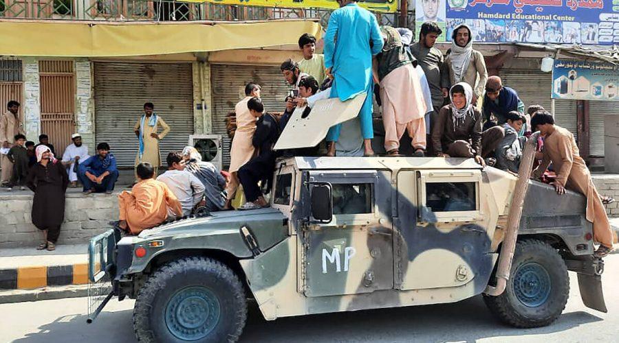 TOPSHOT AFGHANISTAN CONFLICT