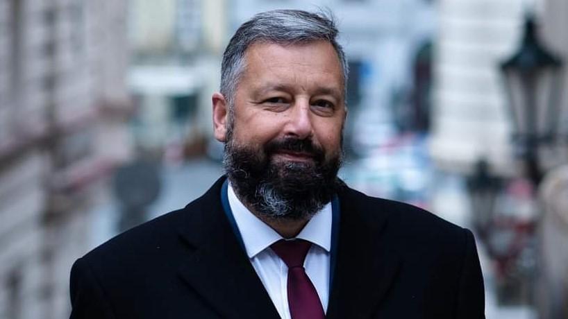 Poslanec Pavel Růžička (ANO), který je členem poslaneckých výborů pro obranu a bezpečnost. (Archiv Pavla Růžičky / Všechna práva vyhrazena)