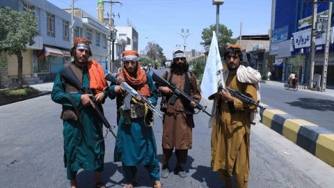 Tálibán chválí Peking za jeho působení vAfghánistánu