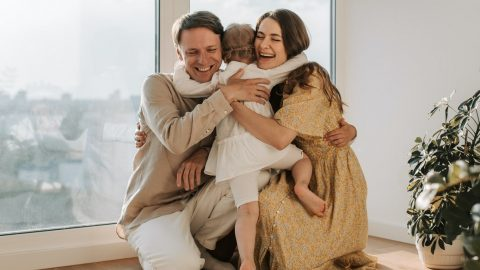Komentář: Rodinná láska je základem civilizace