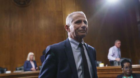 """Nově zveřejněné dokumenty ukazují, že """"Fauci opět lhal"""", říká americký senátor Paul"""