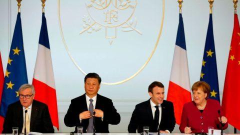 Biden nezahrnul Evropu do nové dohody oudržení bezpečnosti vIndopacifiku