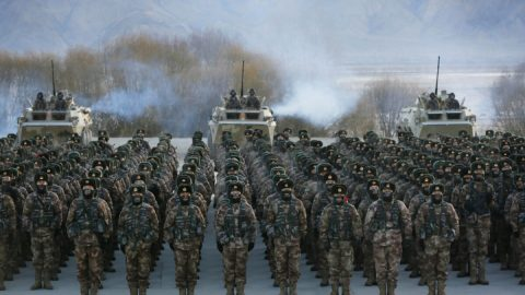 """Report: Doktrína """"tří válečných oblastí"""" je základem rozsáhlé kampaně KS Číny kinfiltraci Západu"""