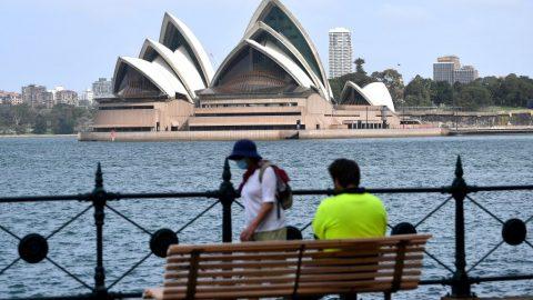 V Austrálii sužované lockdowny výrazně stoupl počet sebevražd