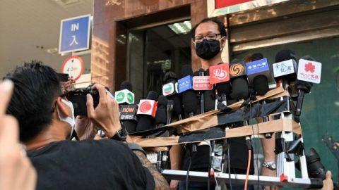 Po nátlaku Pekingu se rozpadla Hongkongská aliance, řada jejích členů je ve vězení