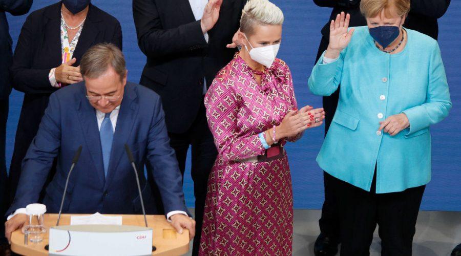 nemecko volby merkelova