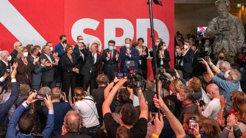 spd nemecko volby