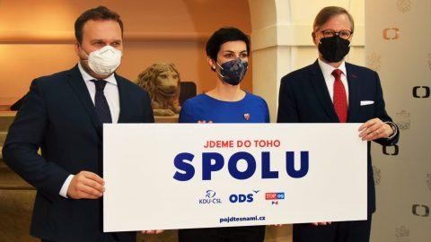 Koalice SPOLU: Značná část našich zástupců dlouhodobě podporuje rodinu jako svazek muže aženy