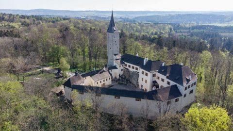 Roštejn – hrad svysokou návštěvností obdržel dvě prestižní ceny Vysočiny