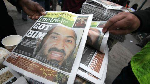 Největší hrozbou pro Ameriku jsou nyní vnitřní rozpory, říká příslušník Navy SEALs, který zastřelil bin Ládina