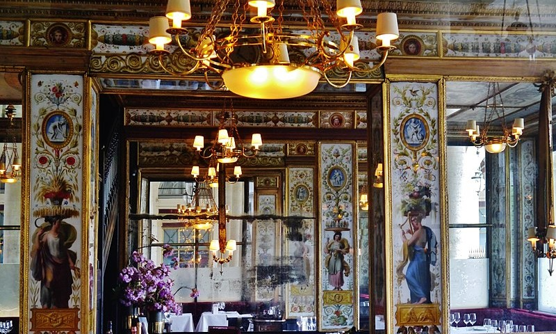Restaurace Le Grand Véfour