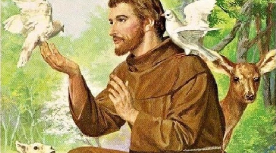 Datum Mezinárodního dne zvířat 4. října bylo stanoveno na počest sv. Františka z Assisi, patrona zvířat, který zemřel toho dne v roce 1226. (file photo)