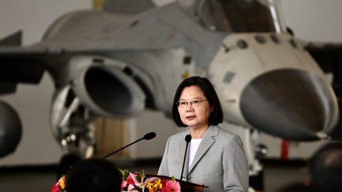 Největší napětí mezi Tchaj-wanem aČínou za 40 let