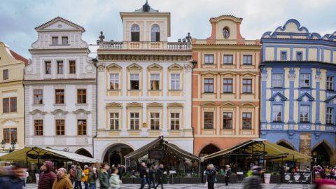 Zahrádky restaurací: Praha představila Manuál pro kultivovanou Prahu
