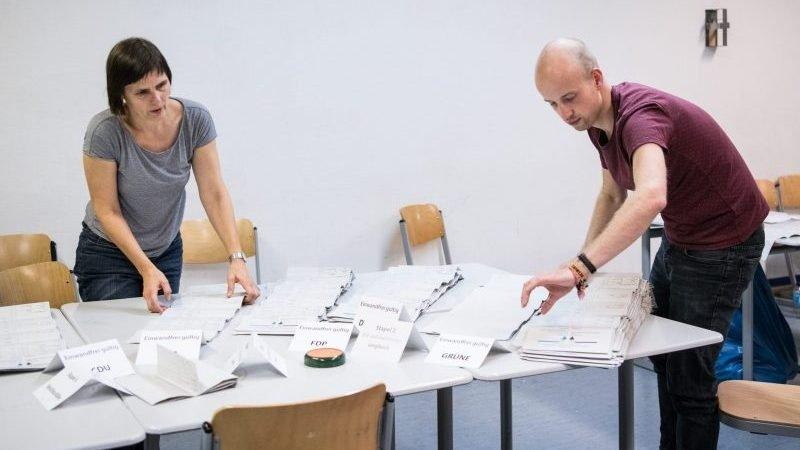 Volby V Berline Skandal Hlasovali Nezletili A Cizinci Z EU