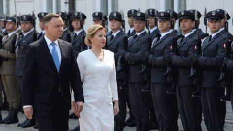 Čaputová: Jednota NATO je potřebná ivzhledem ke vztahům sRuskem
