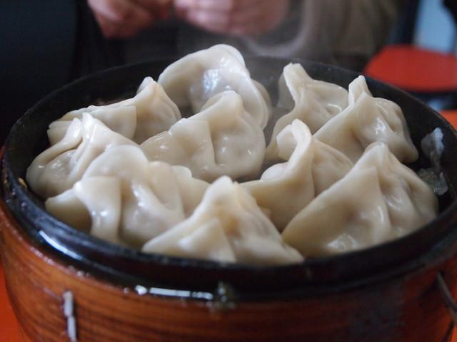 Jiaozi - čínské knedlíčky