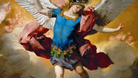 Jaké poučení nám přináší příběh zjiného světa – Michael poráží Satana