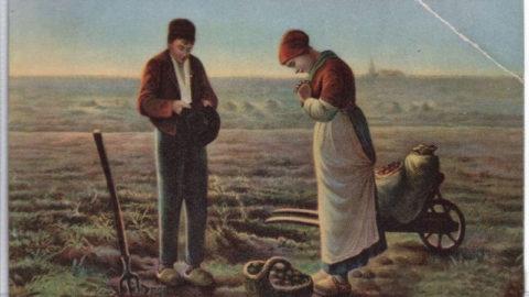 """Když se zvonilo """"klekání"""" – společenská tradice zklidnění mysli, rozjímání atiché modlitby"""